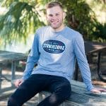 mens-long-sleeve-tri-blend-grey